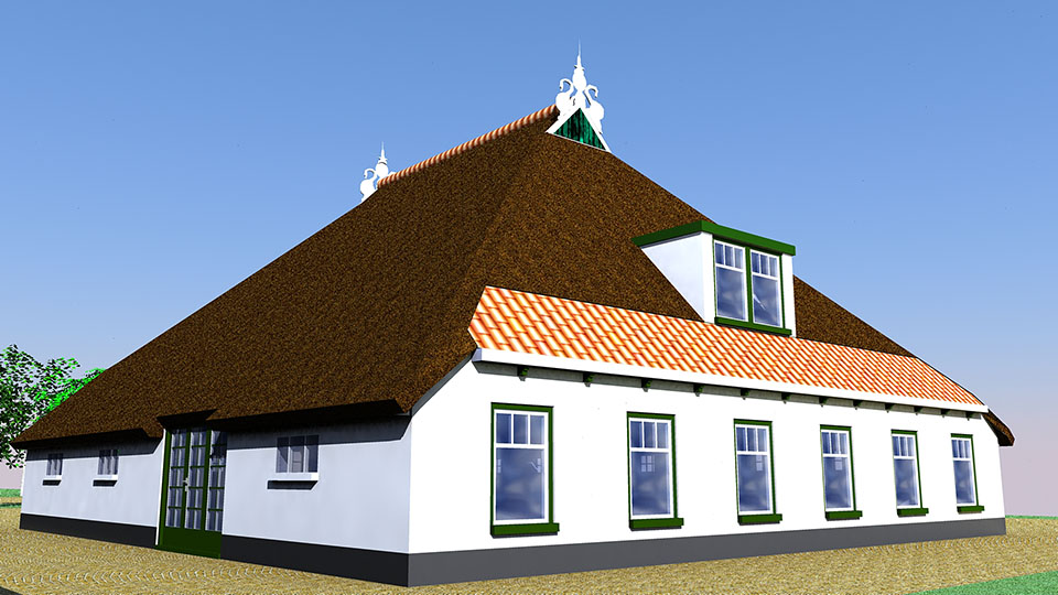 3d ontwerp friesland for Home designs newfoundland